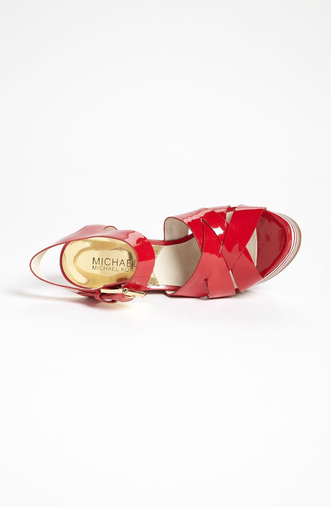 Alternate Image 3  - MICHAEL Michael Kors 'Adalia' Sandal