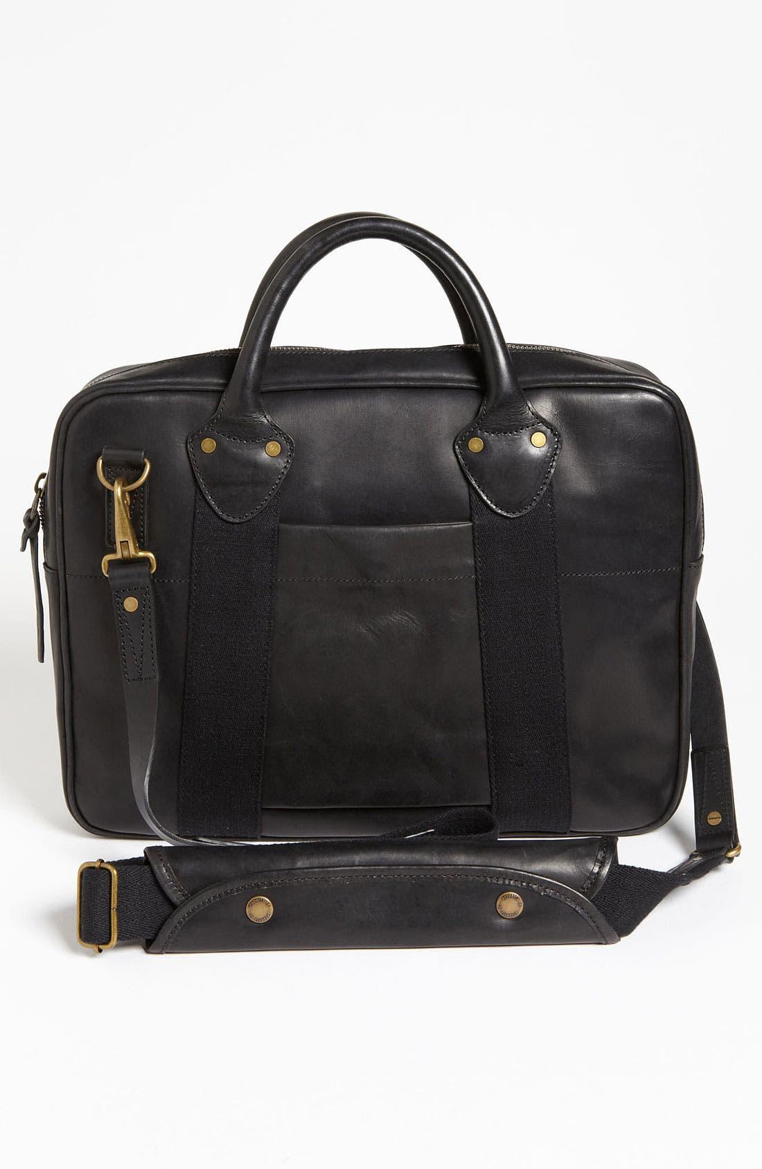 Alternate Image 2  - Property Of... 'Reuben' Leather Briefcase