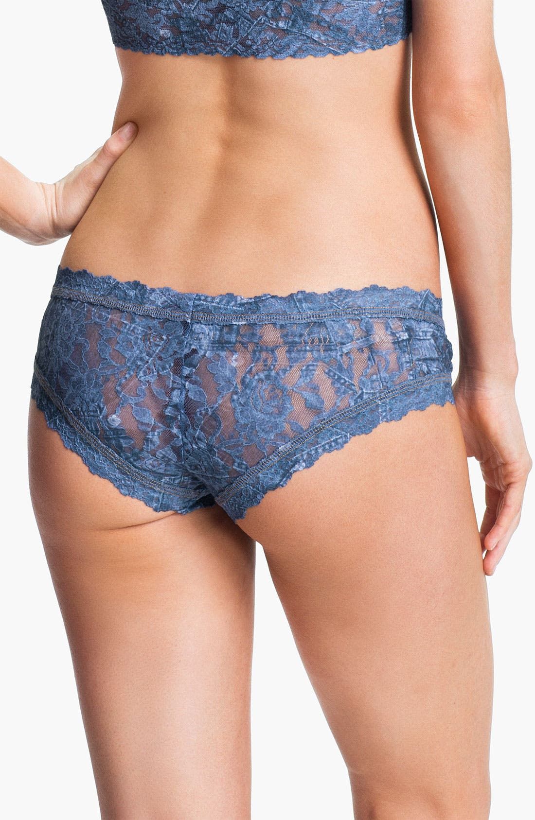 Alternate Image 2  - Hanky Panky 'Signature Lace' Cheeky Hipster Briefs
