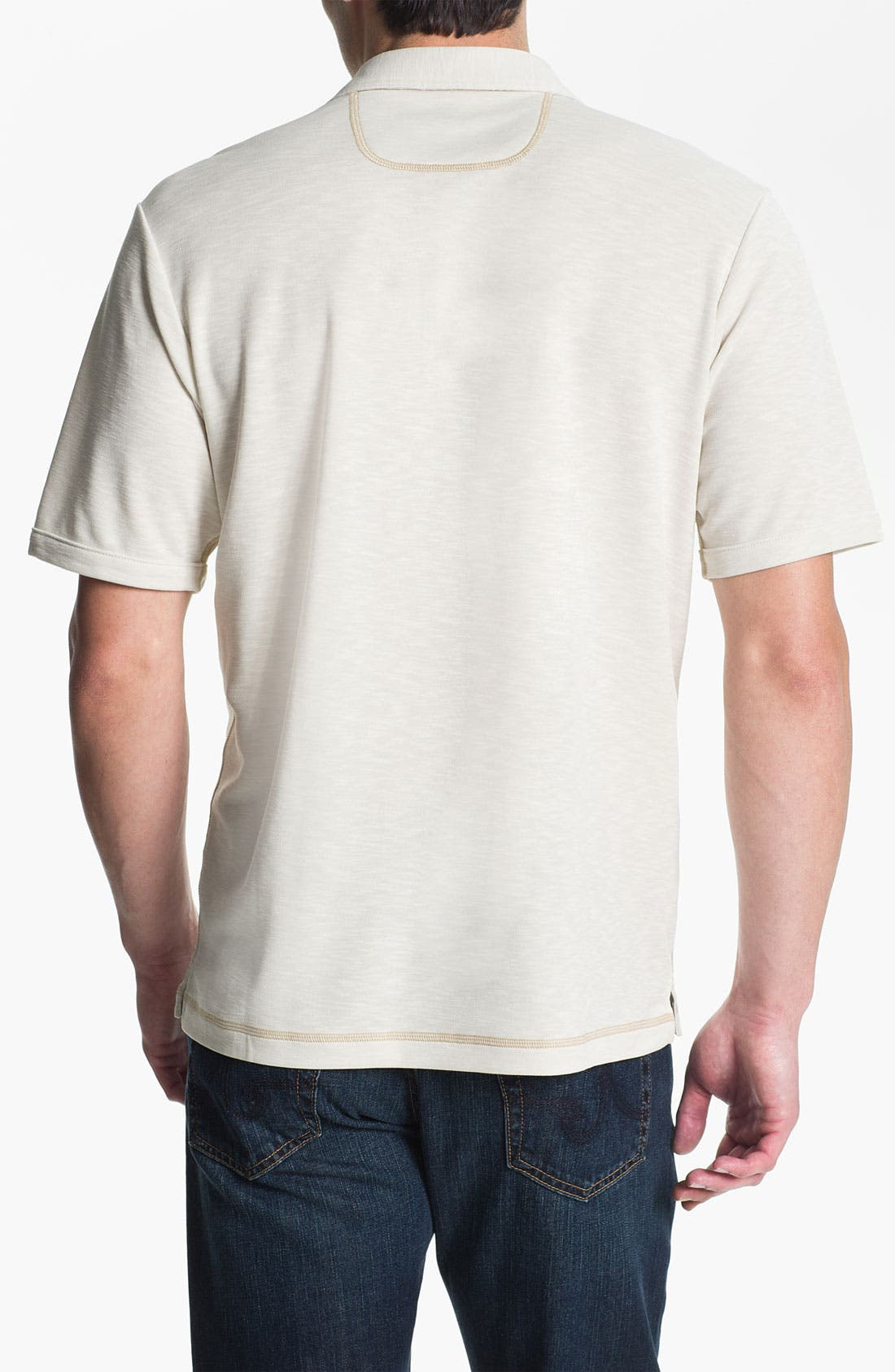 Alternate Image 2  - Tommy Bahama 'Paradise Blend' Polo (Big & Tall) (Online Only)