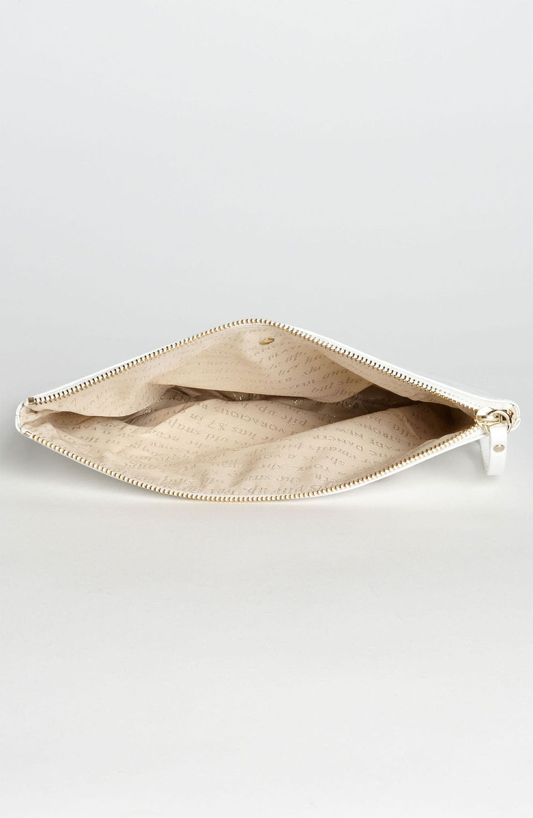 Alternate Image 3  - kate spade new york 'arm candy' leather pouch
