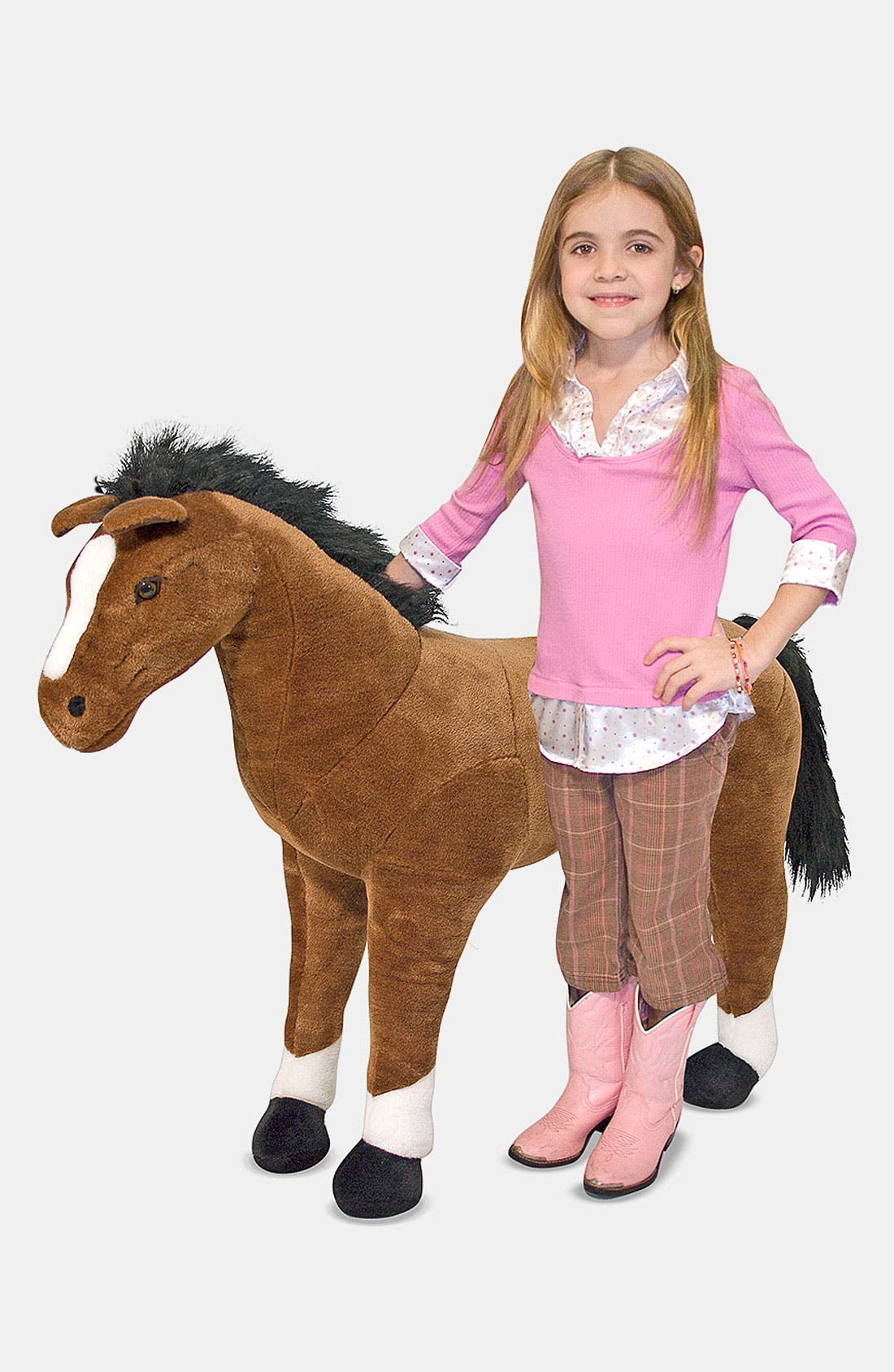 Alternate Image 1 Selected - Melissa & Doug Oversized Horse