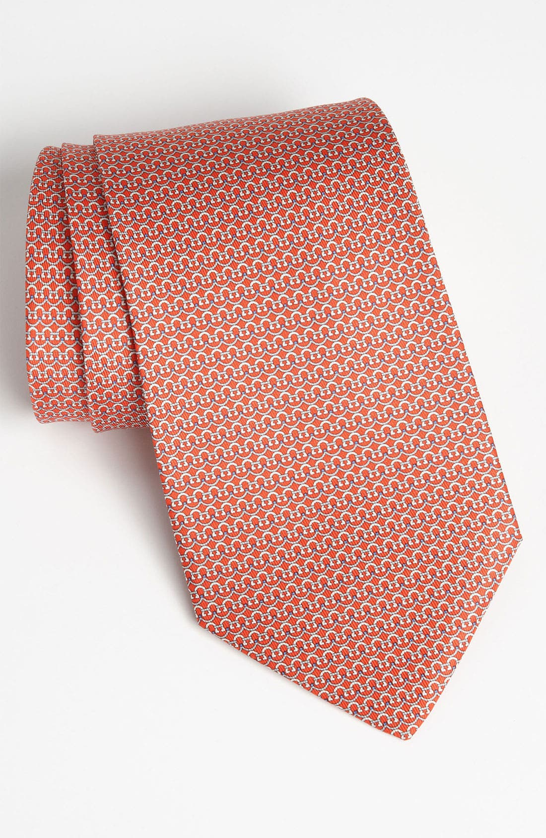 Alternate Image 1 Selected - Salvatore Ferragamo Woven Silk Tie