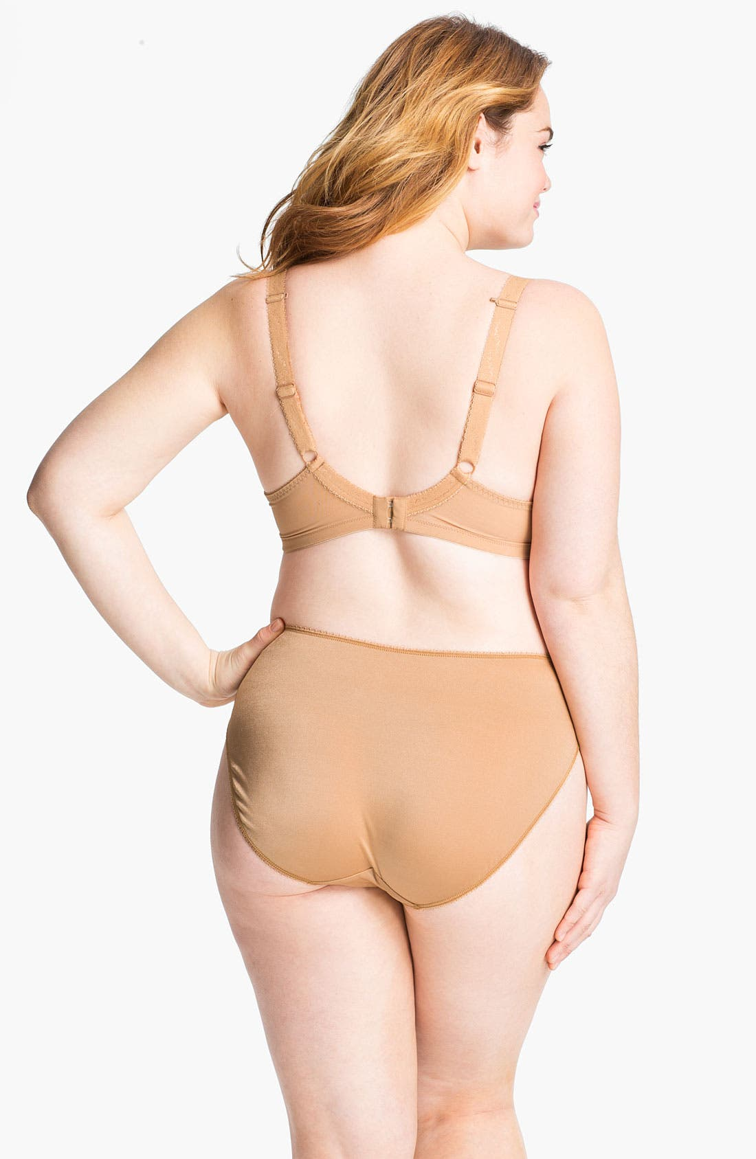 Alternate Image 3  - Elomi 'Rita' Convertible Strap Underwire Bra (Plus Size)