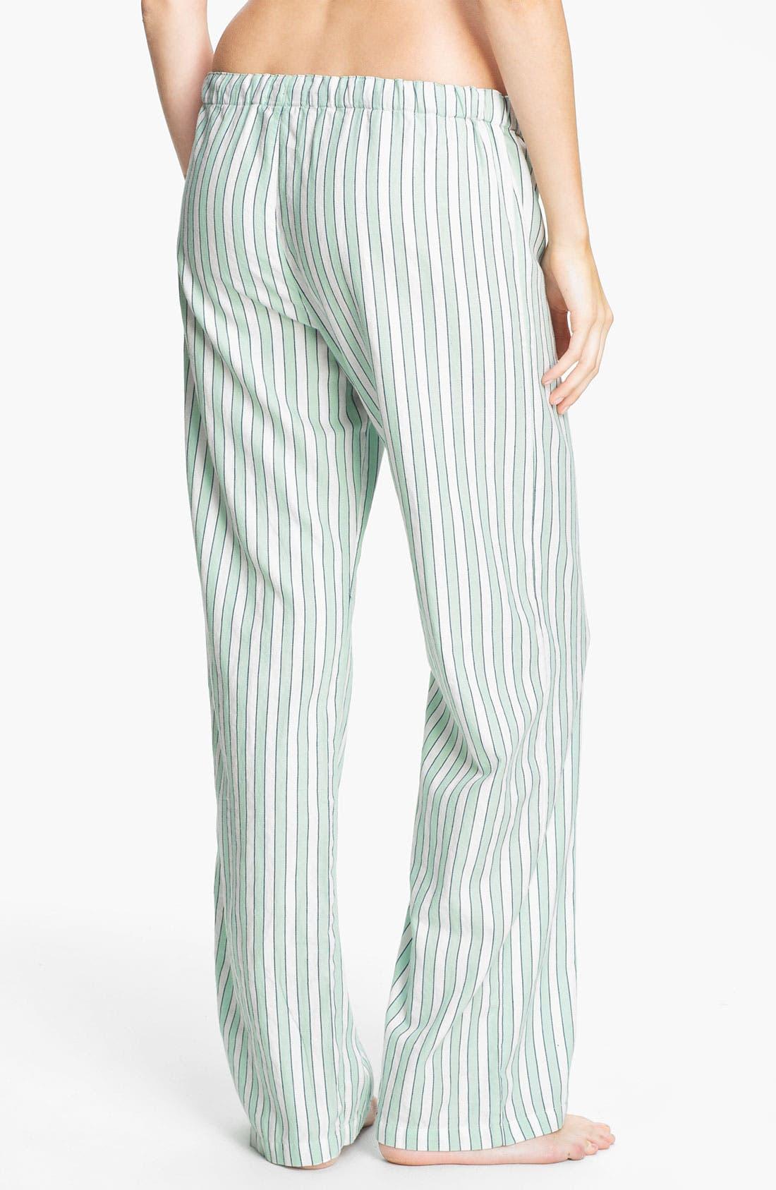 Alternate Image 2  - PJ Salvage 'Eye Candy' Stripe Knit Lounge Pants