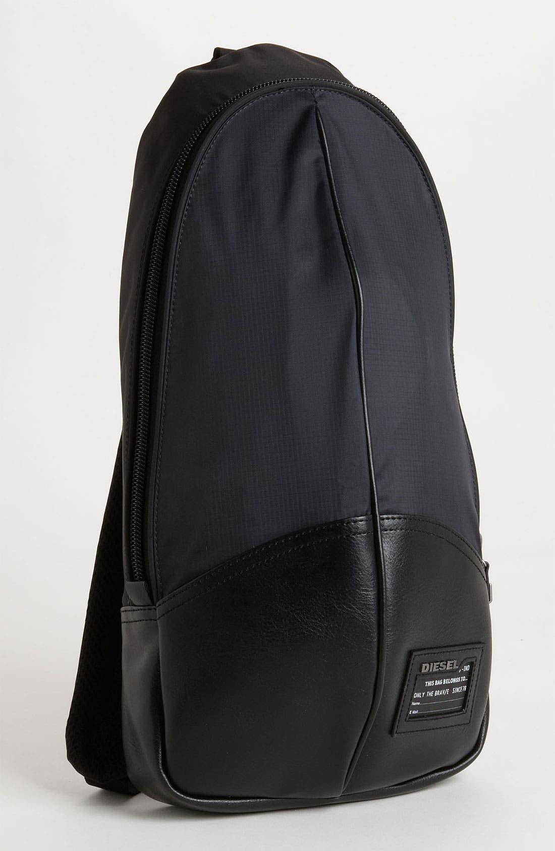 Alternate Image 1 Selected - DIESEL® 'Processor' Crossbody Bag