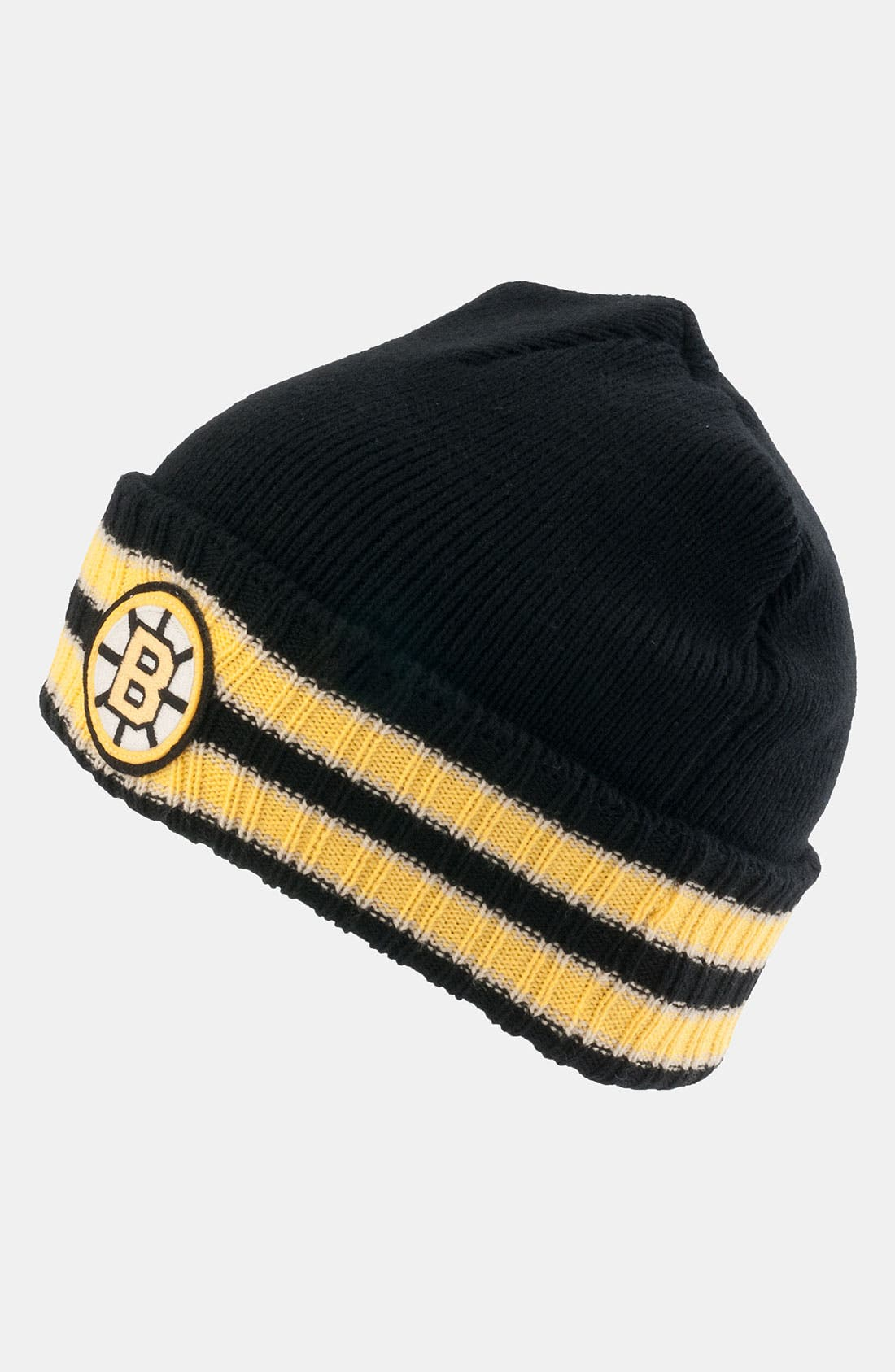 Alternate Image 1 Selected - American Needle 'Boston Bruins - Slash' Knit Hat
