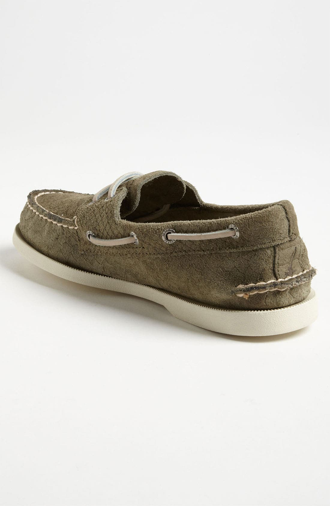 Alternate Image 2  - Sperry Top-Sider® 'Authentic Original' Snake Embossed Boat Shoe (Men) (Online Only)