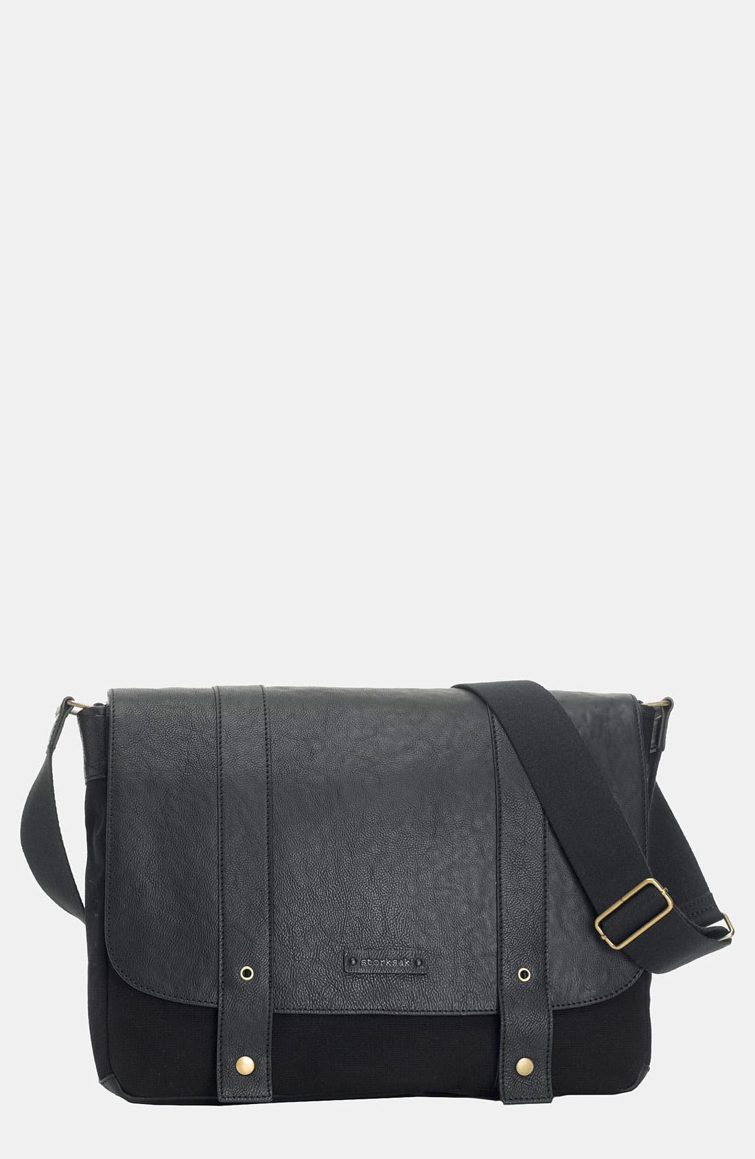 Alternate Image 1 Selected - Storksak 'Aubrey' Diaper Bag