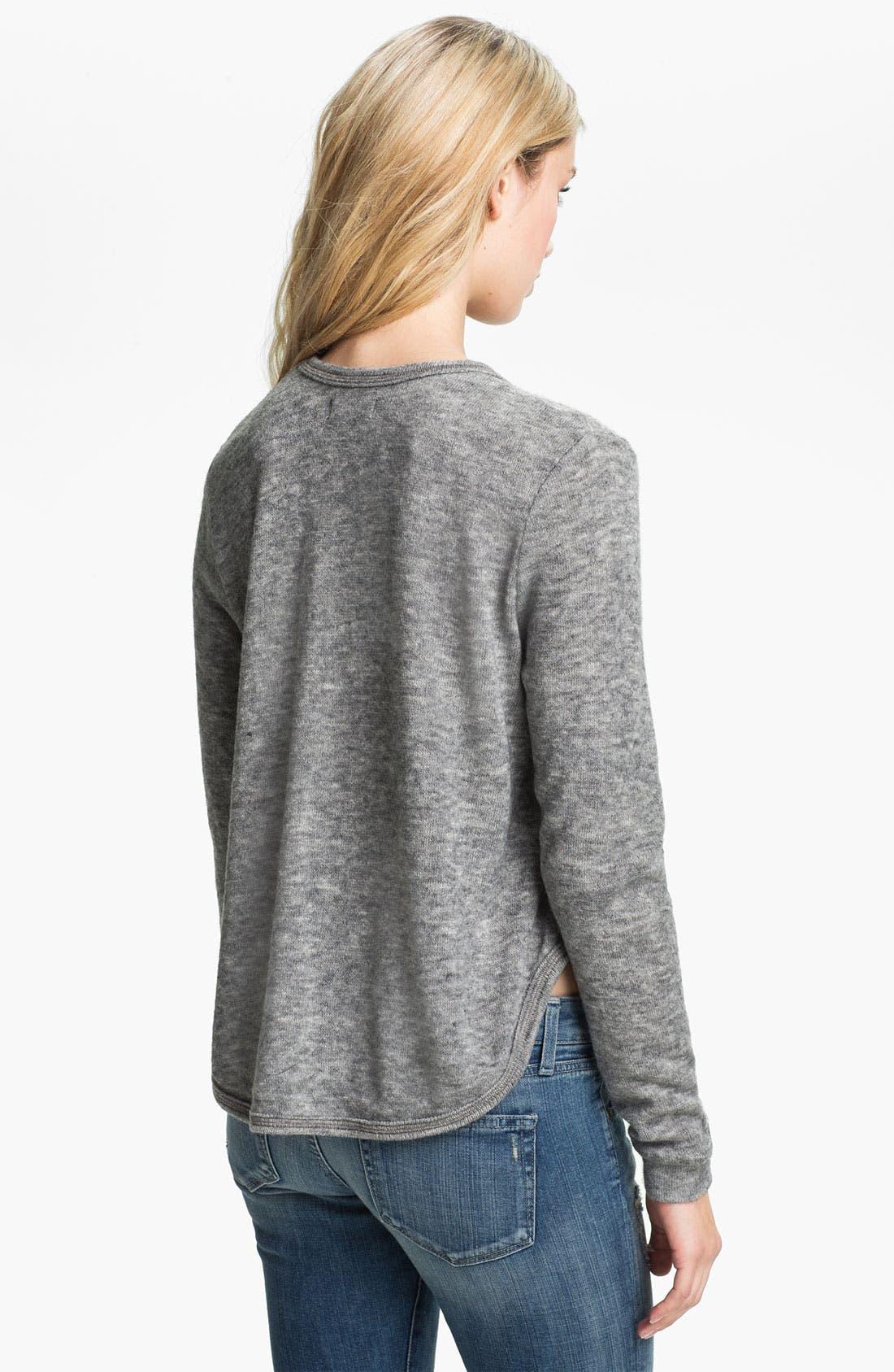 Alternate Image 2  - Obey 'Smokey Mountain' Sweatshirt