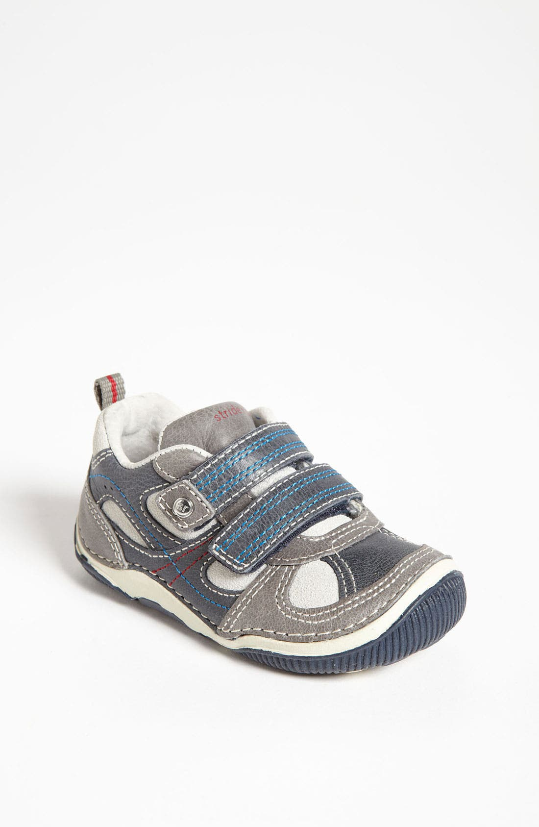 Alternate Image 1 Selected - Stride Rite 'Woody' Sneaker (Baby, Walker & Toddler)