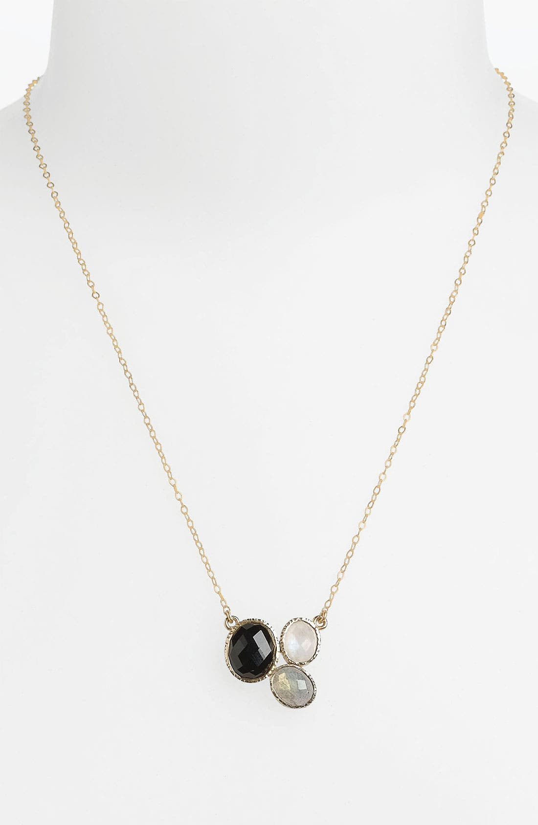 Alternate Image 1 Selected - Argento Vivo 'Bauble Bar' Cluster Pendant Necklace (Nordstrom Exclusive)