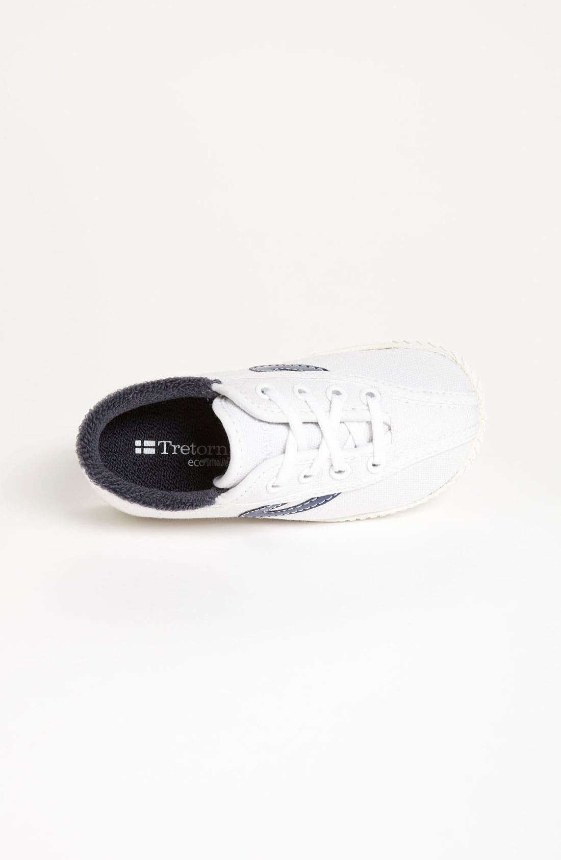Alternate Image 3  - Tretorn 'Nylite' Tennis Shoe (Baby, Walker & Toddler)