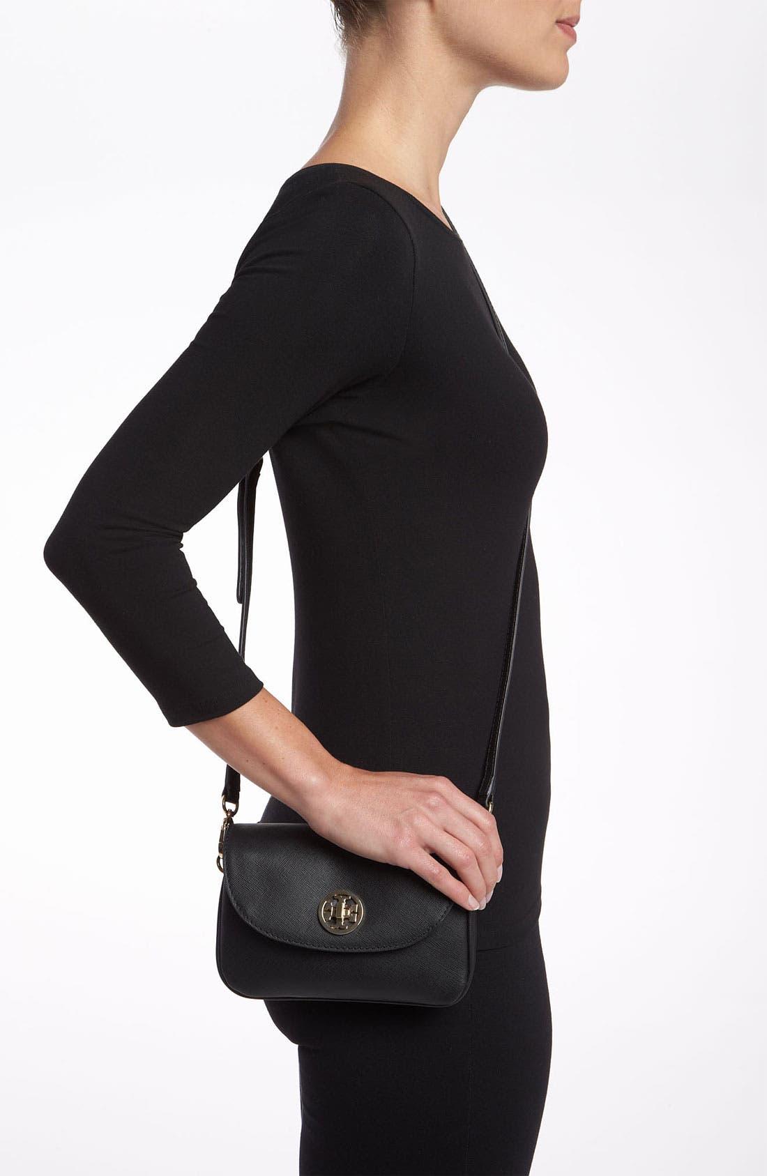 Alternate Image 2  - Tory Burch 'Robinson' Leather Crossbody Bag