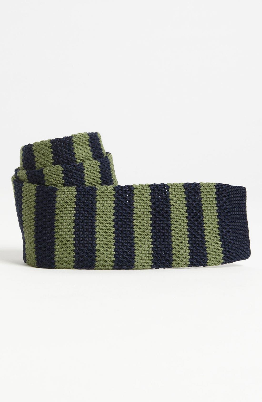 Alternate Image 1 Selected - Nordstrom Knit Tie (Big Boys)