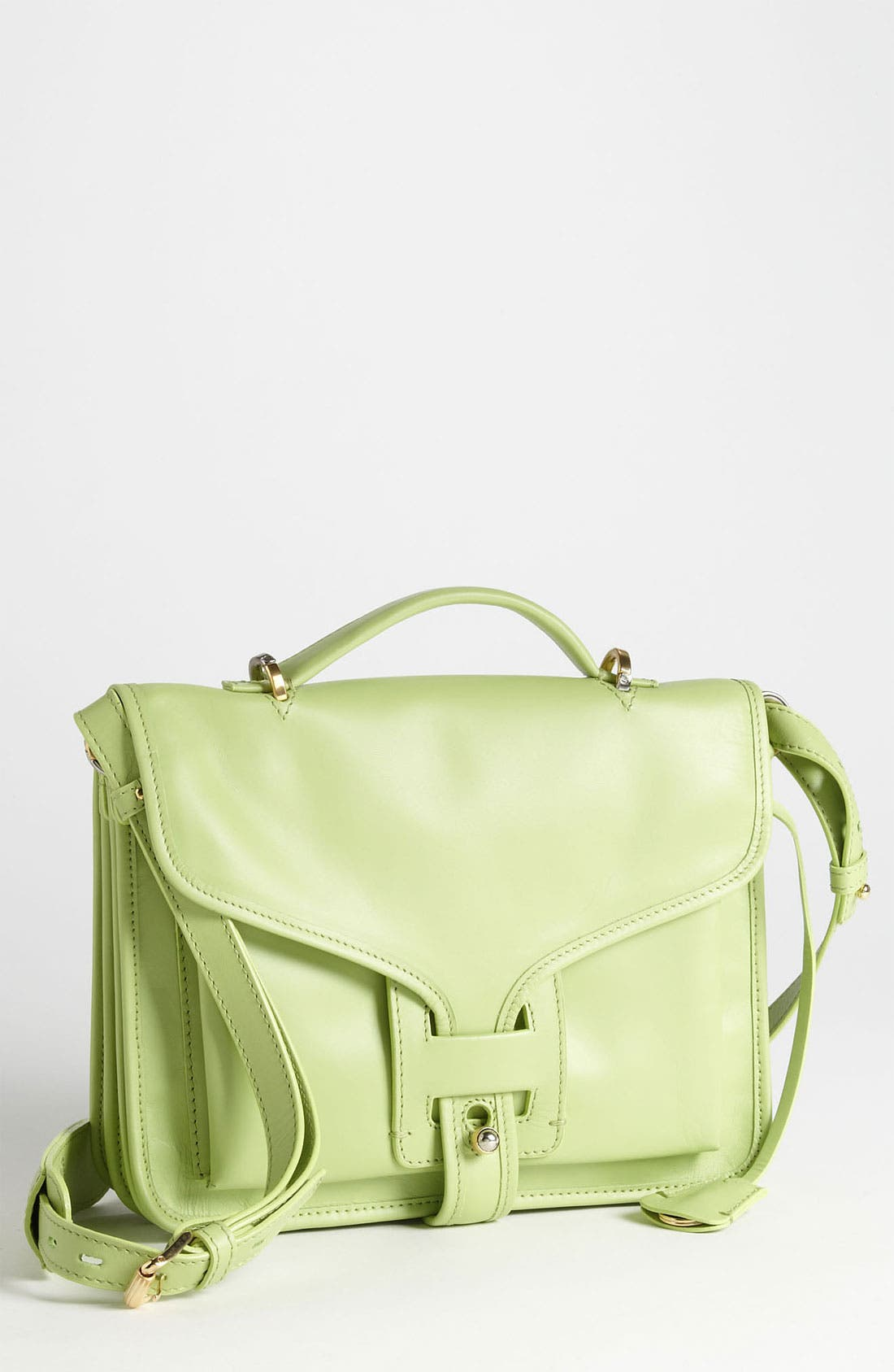Alternate Image 1 Selected - Opening Ceremony 'NY Long' Leather Crossbody Bag