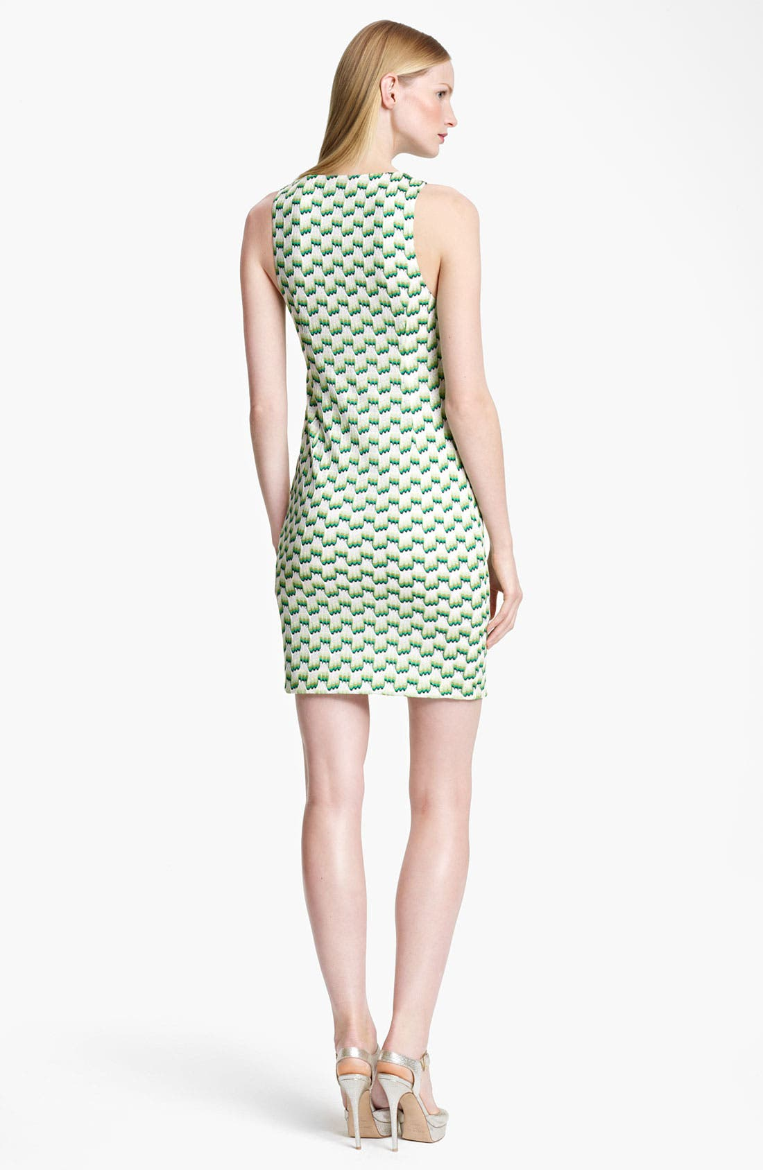 Alternate Image 2  - Missoni Square Stitch Knit Dress