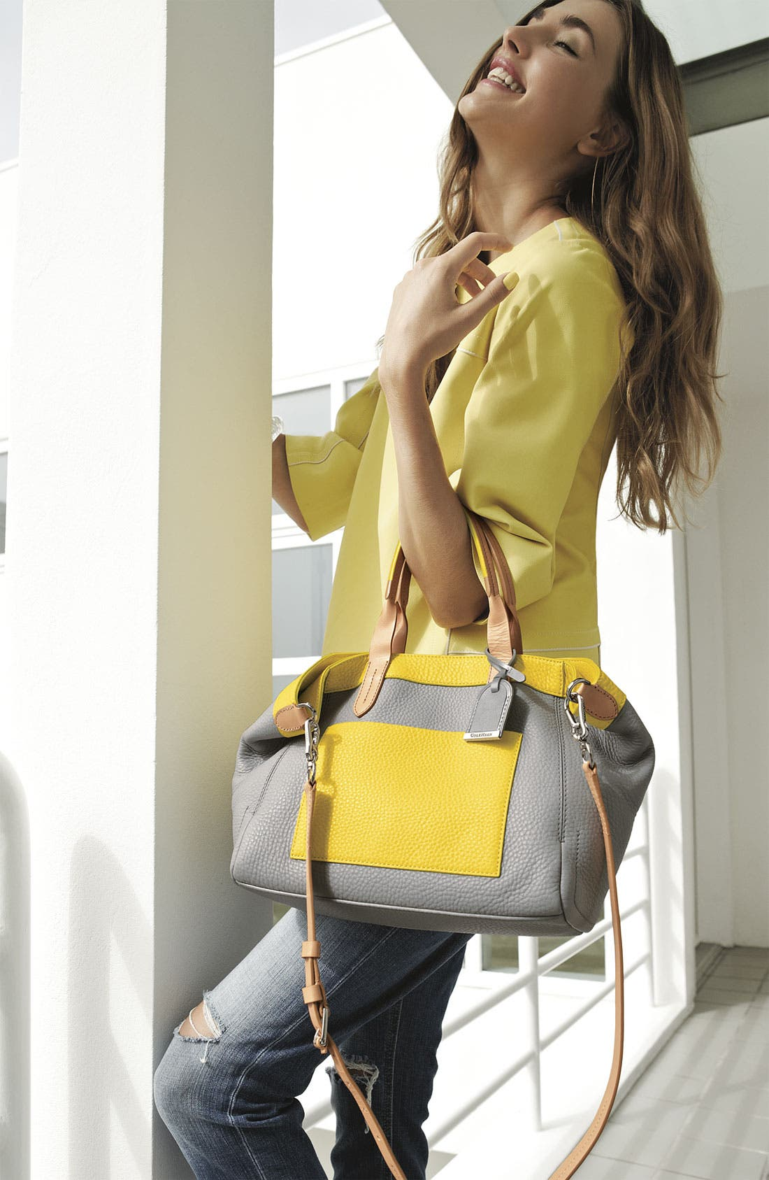 Alternate Image 5  - Cole Haan 'Crosby - Small' Shopper