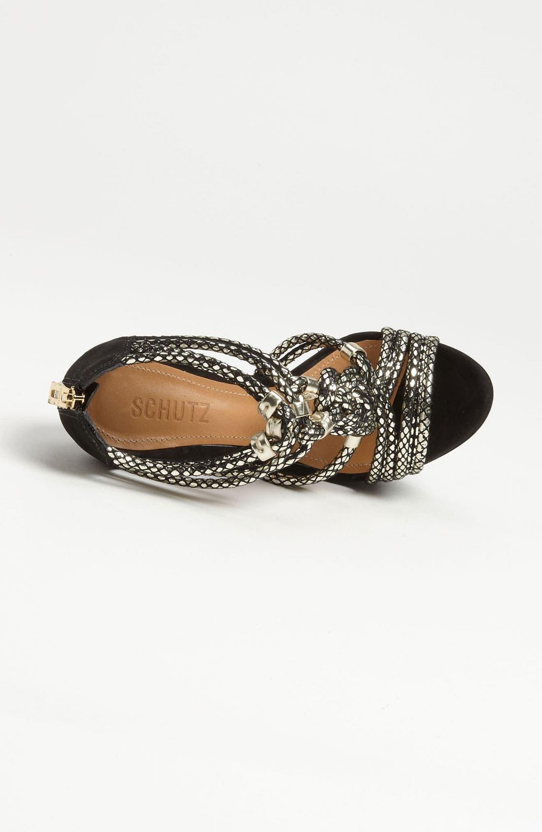 Alternate Image 3  - Schutz 'Isaura' Wedge Sandal