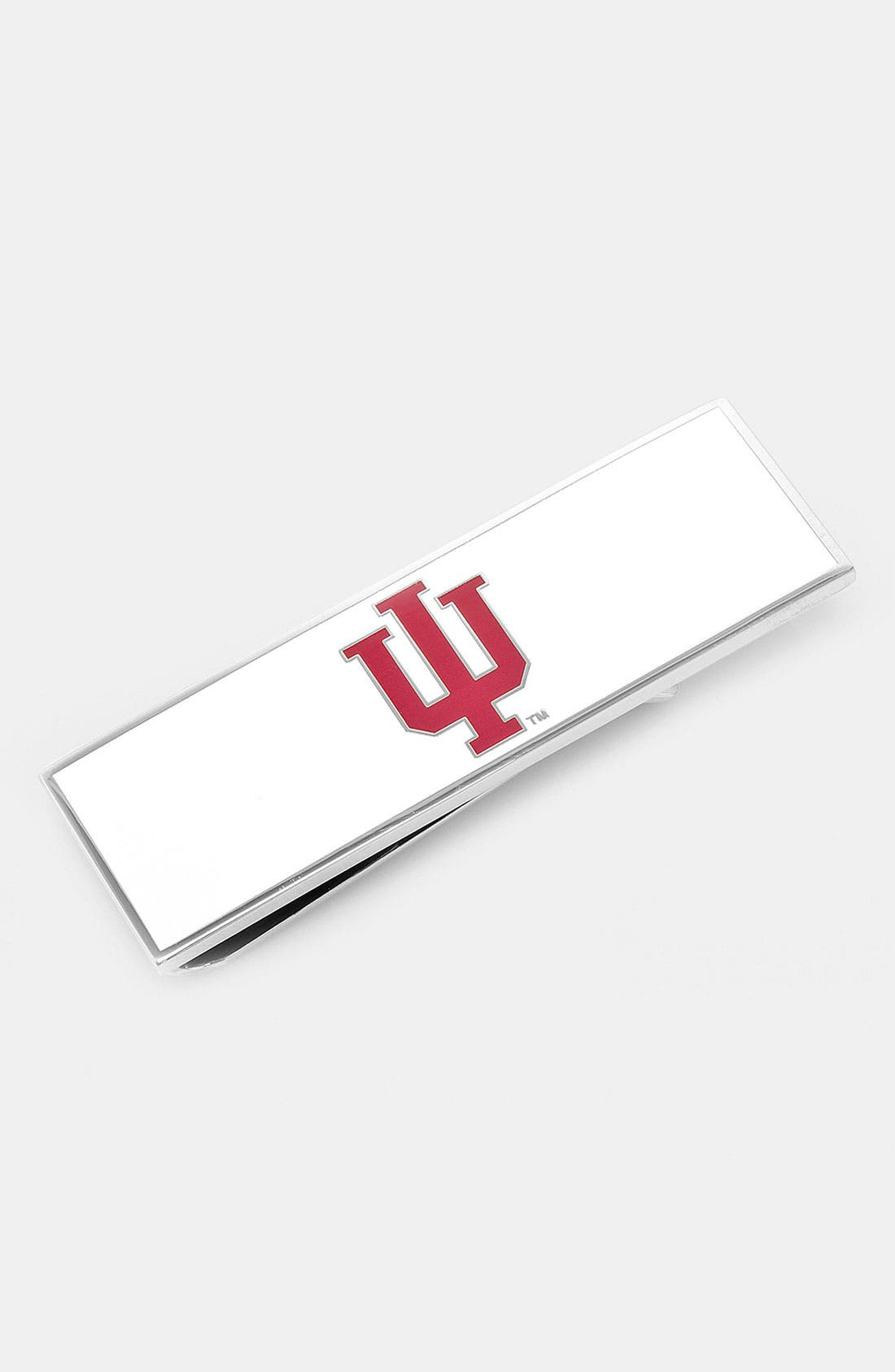 Main Image - Cufflinks, Inc. 'Indiana Hoosiers' Money Clip