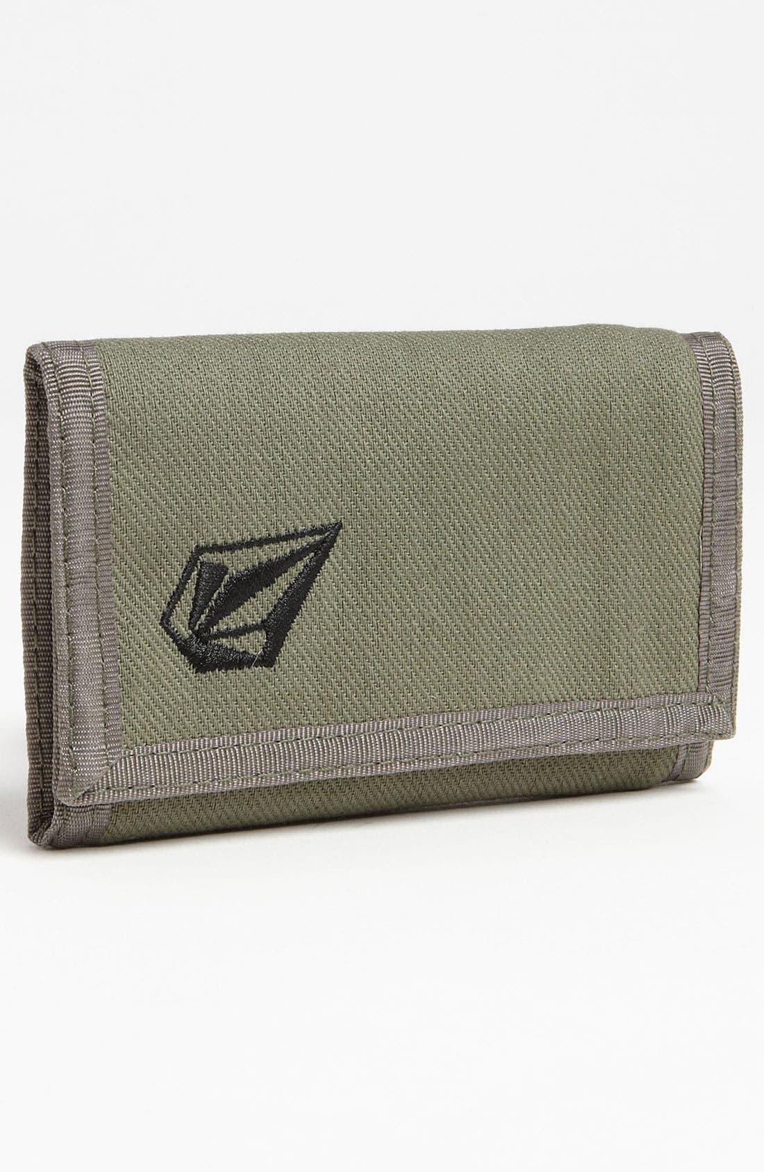 Alternate Image 2  - Volcom 'Full Stone 3F' Wallet (Boys)