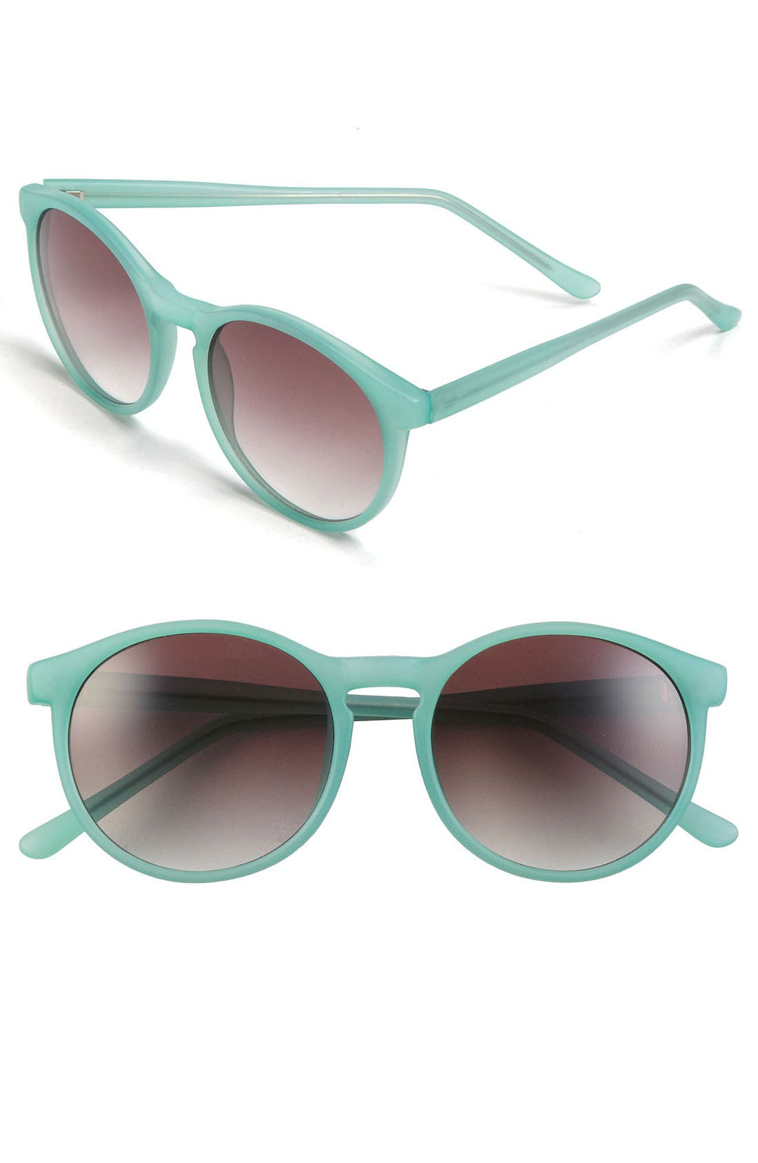 Alternate Image 1 Selected - Halogen® Retro 52mm Sunglasses