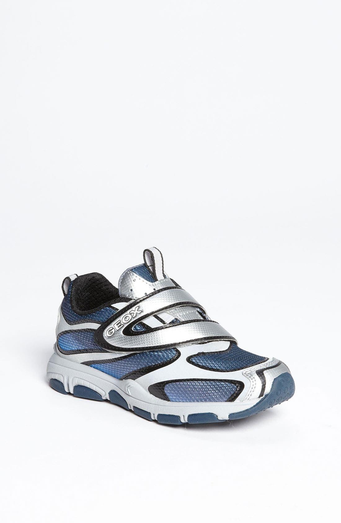 Main Image - Geox 'J Torque' Sneaker (Toddler & Little Kid)