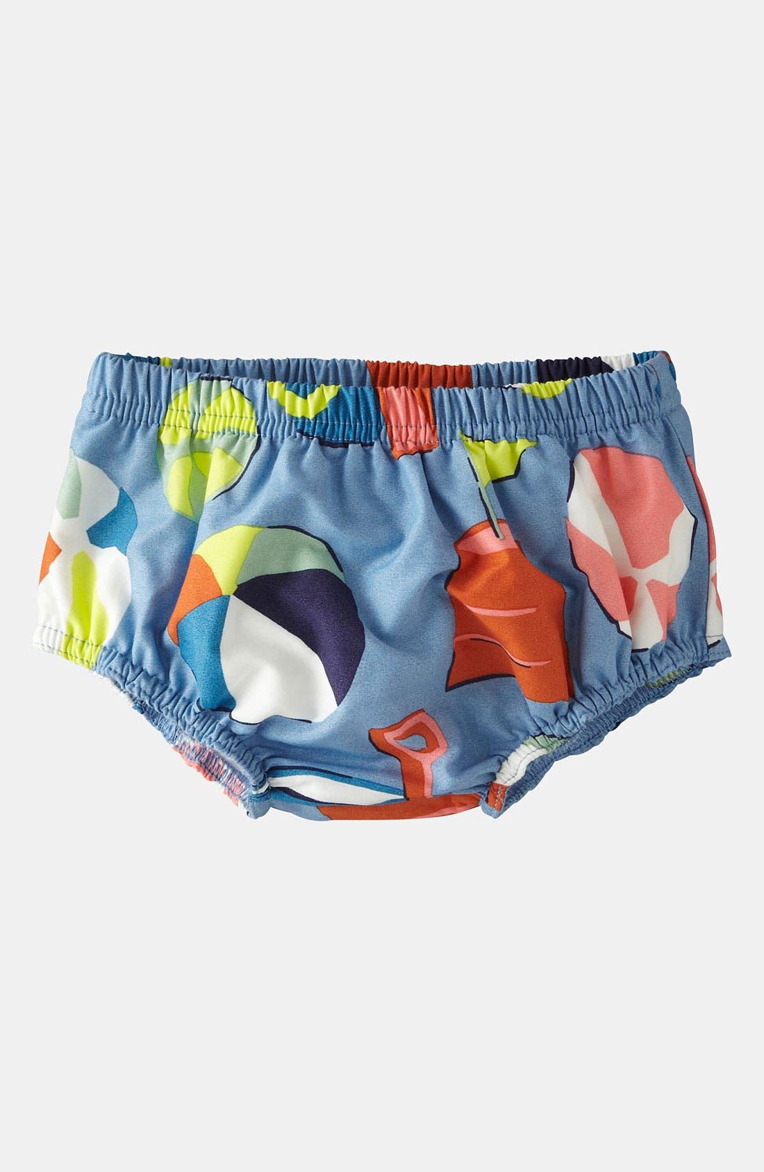 Alternate Image 1 Selected - Mini Boden Swim Pants (Baby)