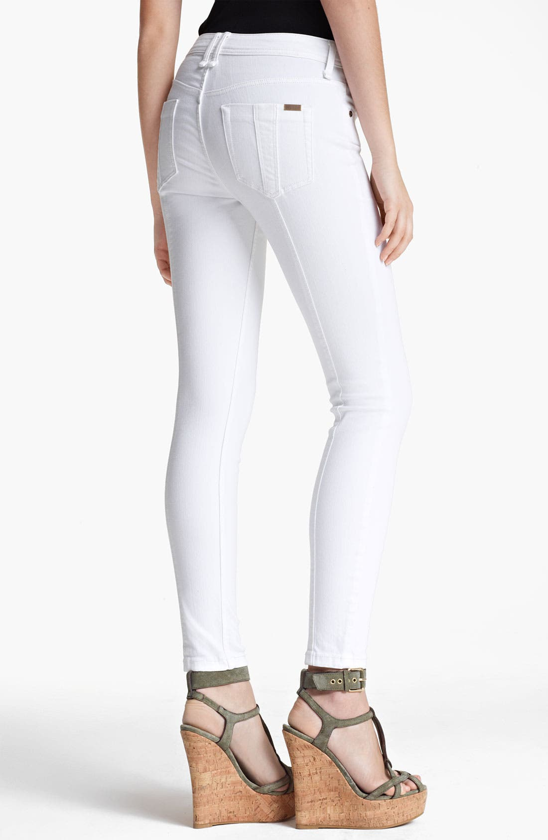 Alternate Image 2  - Burberry Brit 'Westbourne' Skinny Leg Jeans