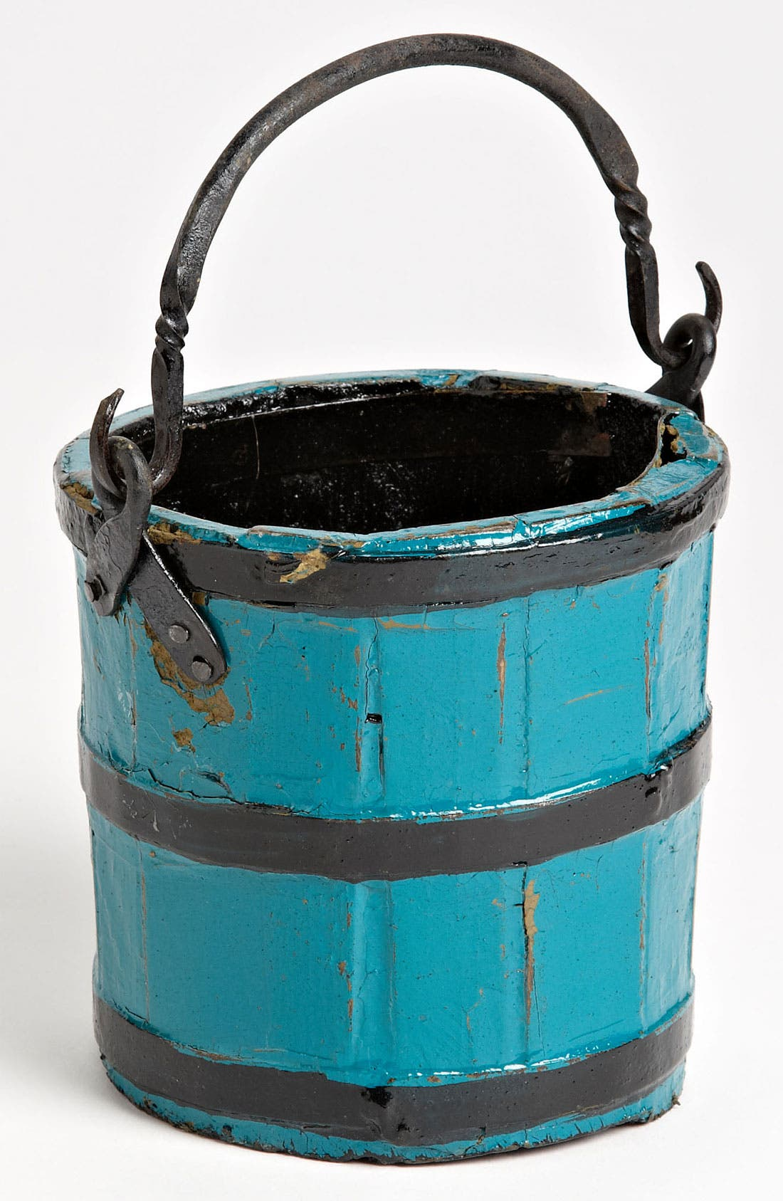 Main Image - Painted Wood Bucket, Small