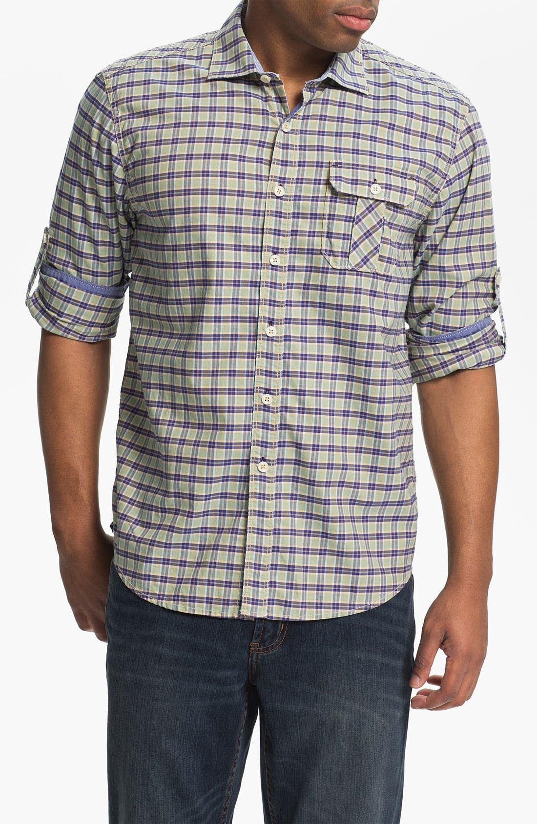 Alternate Image 1 Selected - Tommy Bahama Denim 'Niko' Sport Shirt