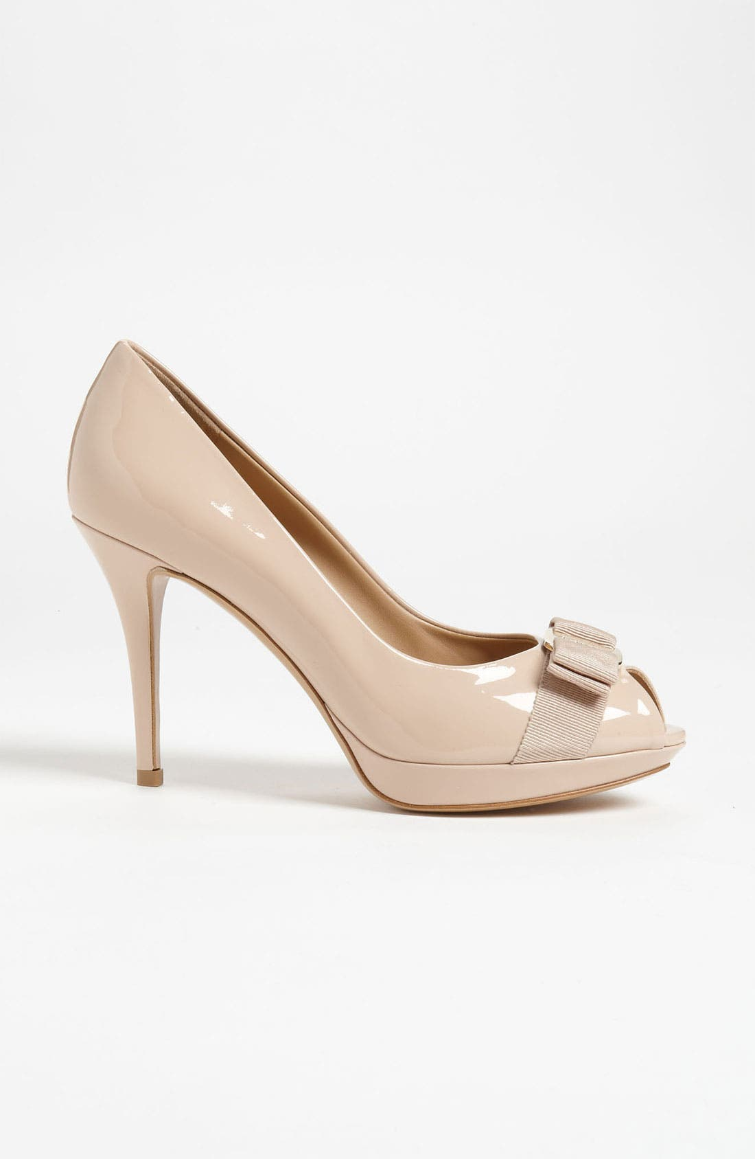 Alternate Image 4  - Salvatore Ferragamo 'Talia' Pump