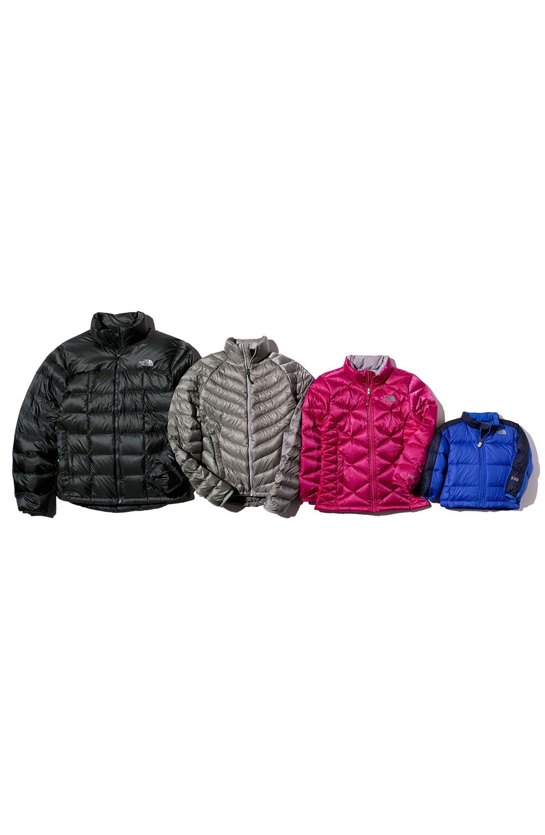 Alternate Image 5  - The North Face 'Thunder' 800 Down Fill Puffer Jacket