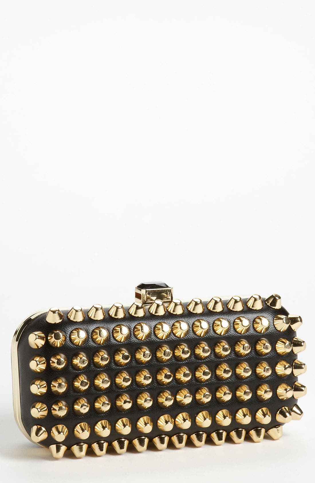 Main Image - Natasha Couture Studded Clutch