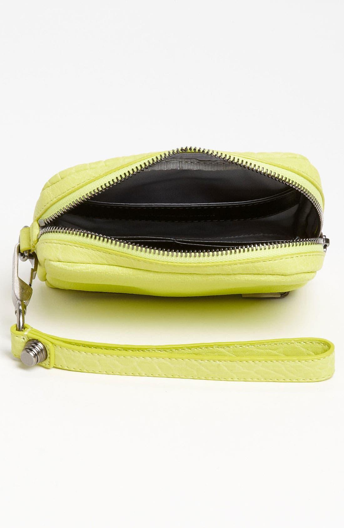 Alternate Image 3  - Alexander Wang 'Fumo' Leather Wristlet