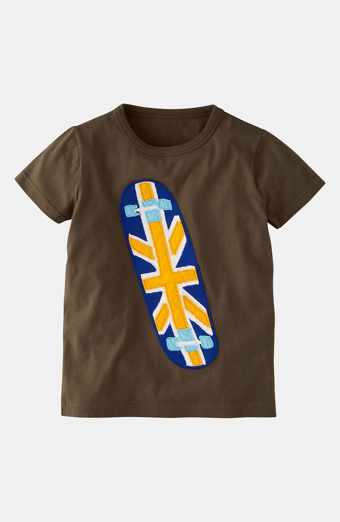 Main Image - Mini Boden 'Vehicle' T-Shirt (Little Boys & Big Boys)