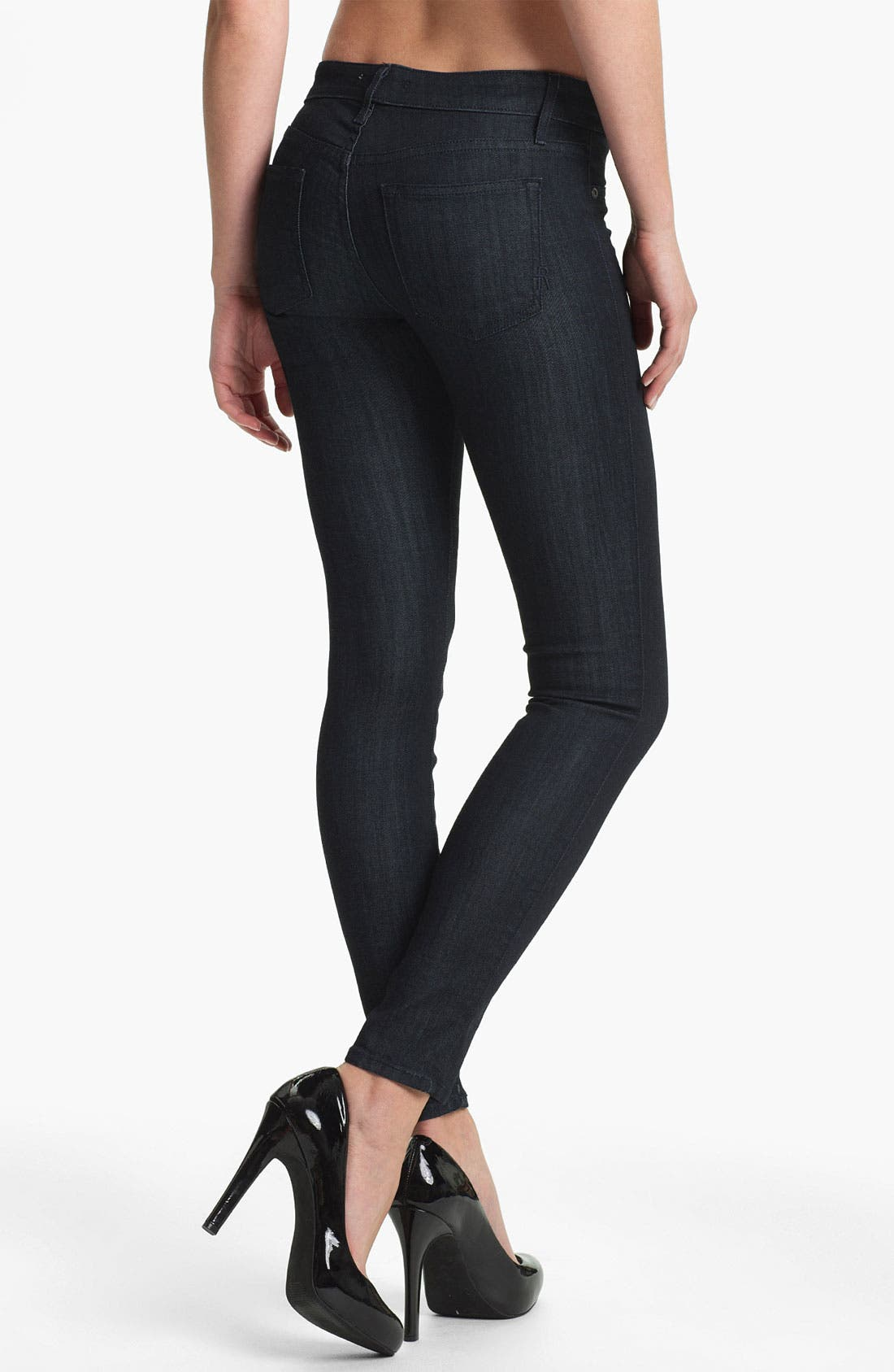Alternate Image 2  - Rich & Skinny 'Legacy' Skinny Jeans (Indigo Rinse)