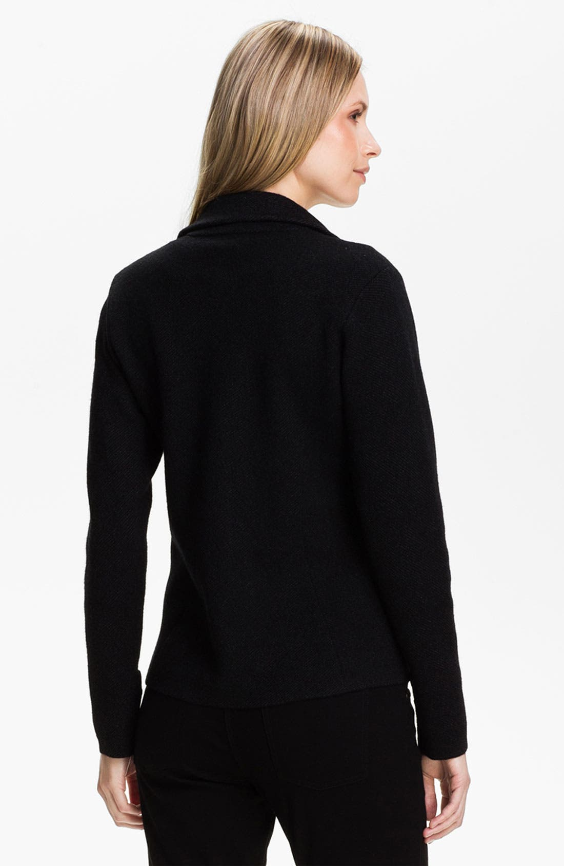 Alternate Image 2  - Eileen Fisher Notch Collar Jacket (Petite)