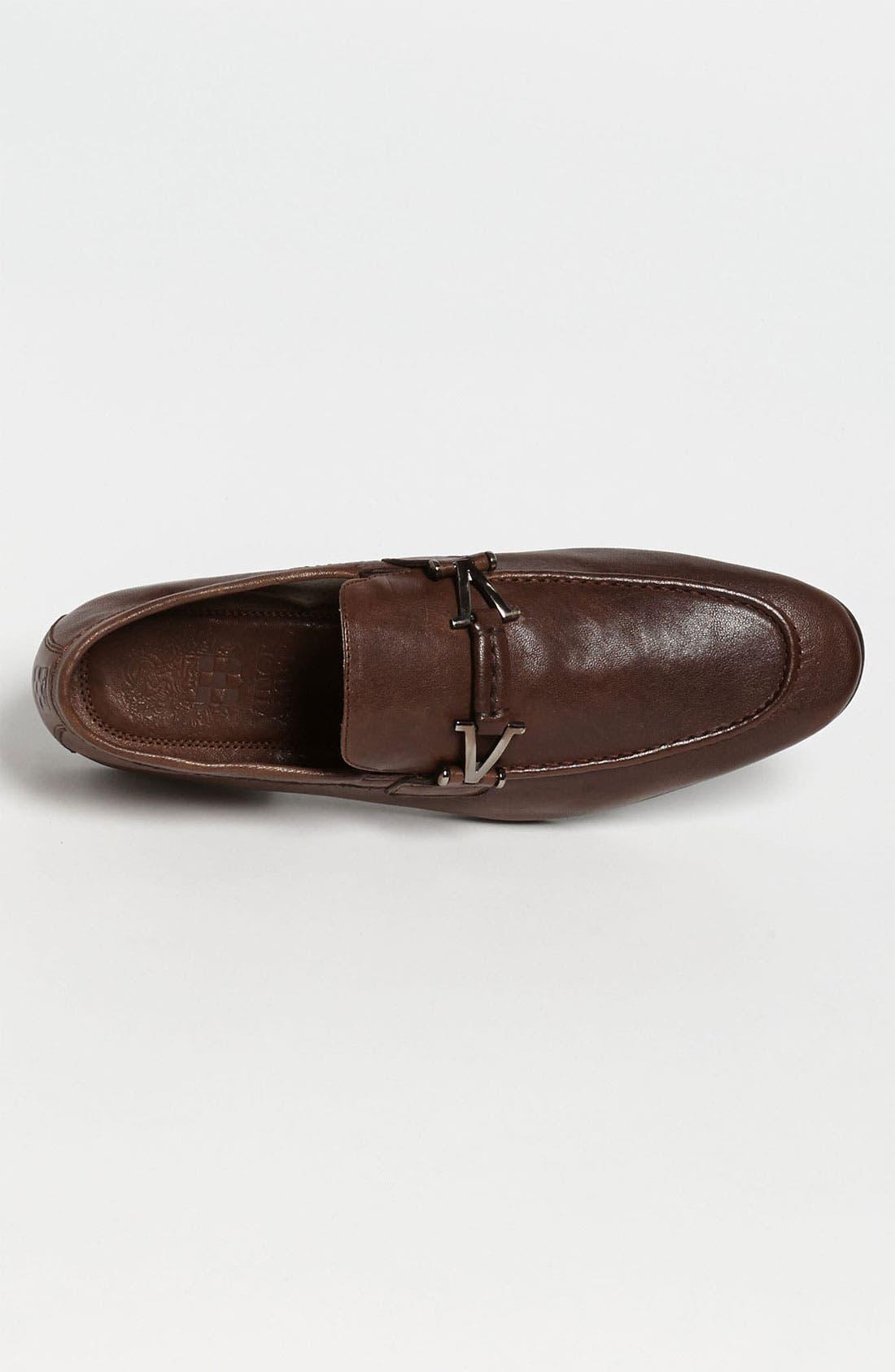 Alternate Image 3  - Vince Camuto 'Castell' Leather Bit Loafer