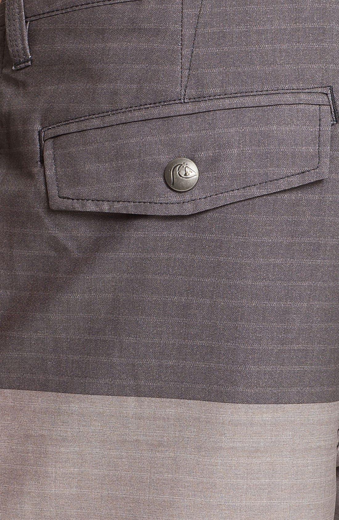 Alternate Image 3  - Quiksilver 'Platypus' Shorts