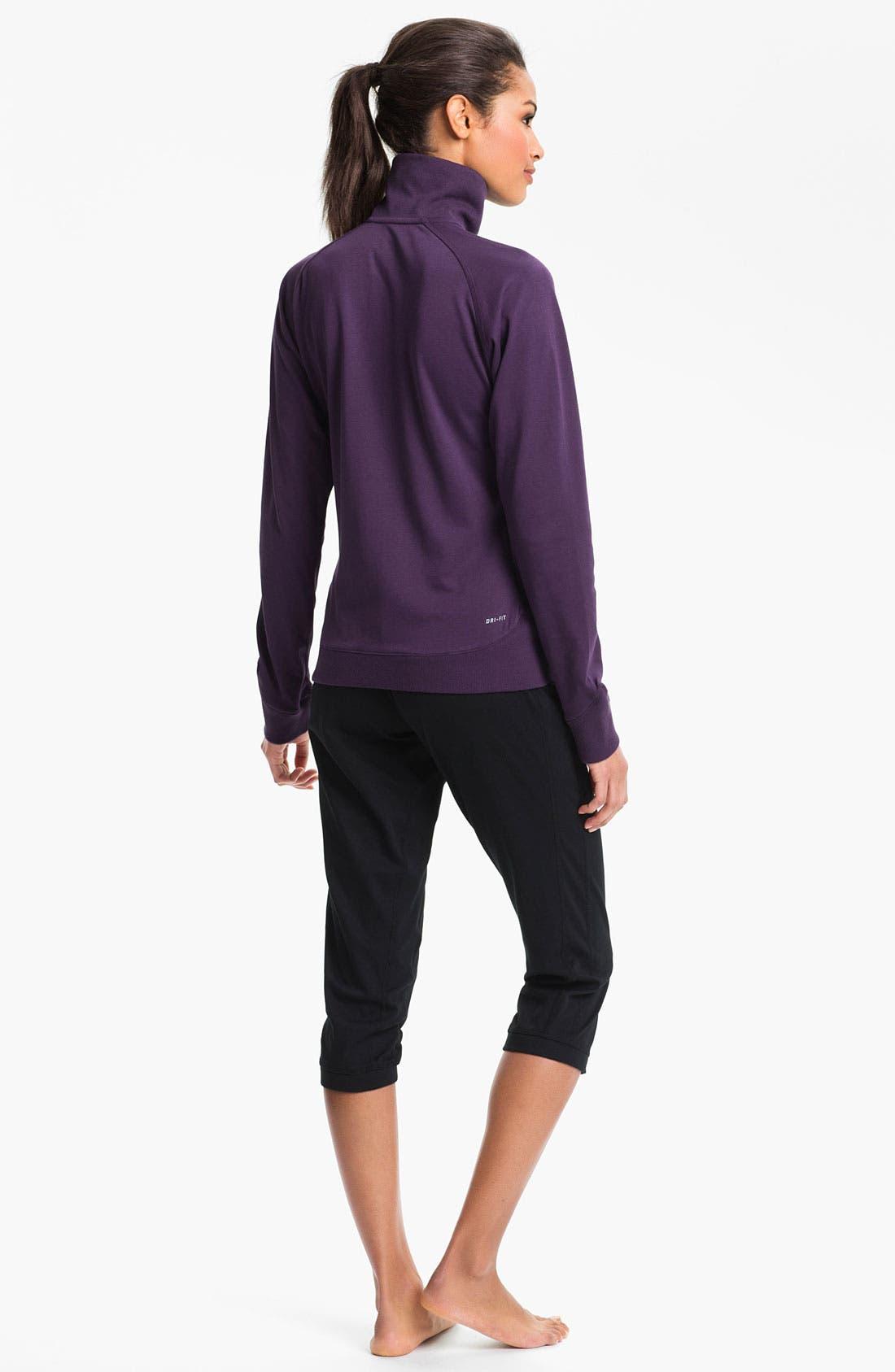 Alternate Image 5  - Nike 'All Time' Dri-FIT Jacket
