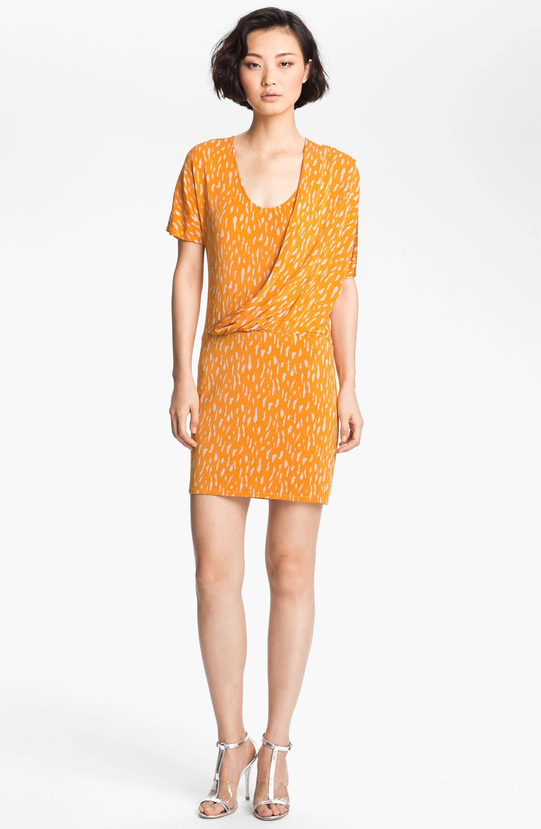 Alternate Image 1 Selected - Tracy Reese Print Jersey Dress