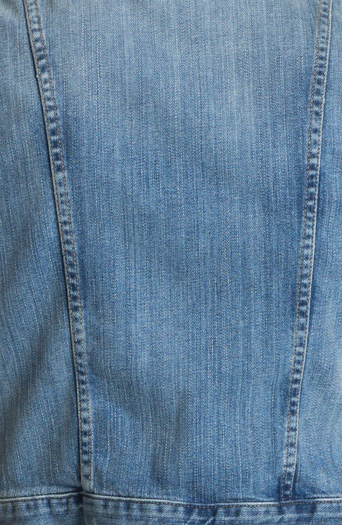 Alternate Image 4  - Current/Elliott Denim Vest