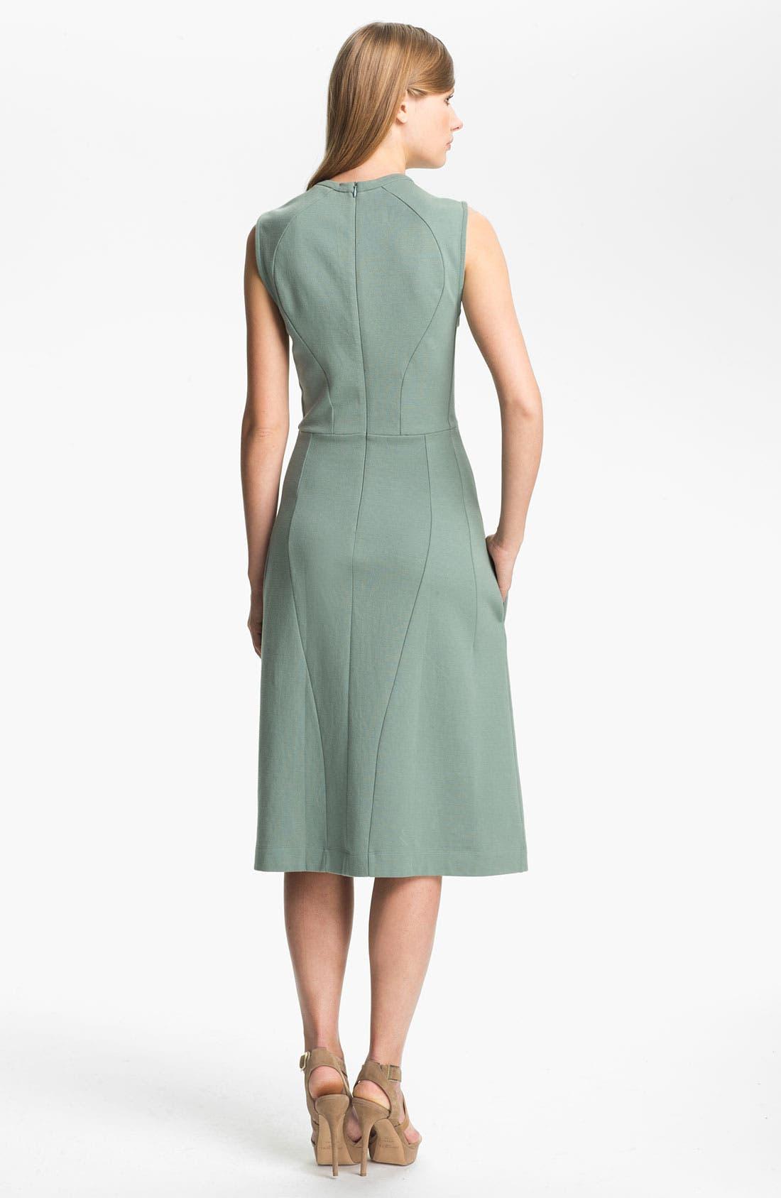 Alternate Image 2  - Carven Cutout Detail Dress