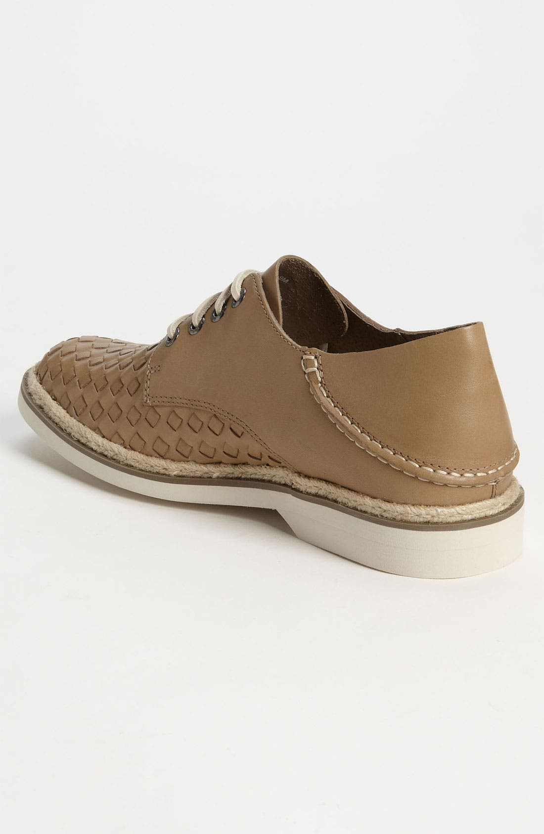 Alternate Image 2  - Sperry Top-Sider® 'Boat Ox' Woven Buck Shoe (Online Only)