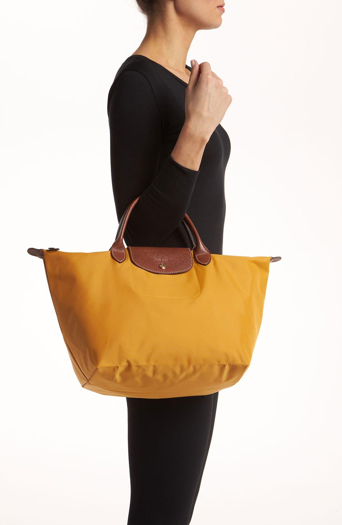 Alternate Image 2  - Longchamp 'Medium Le Pliage' Nylon Tote