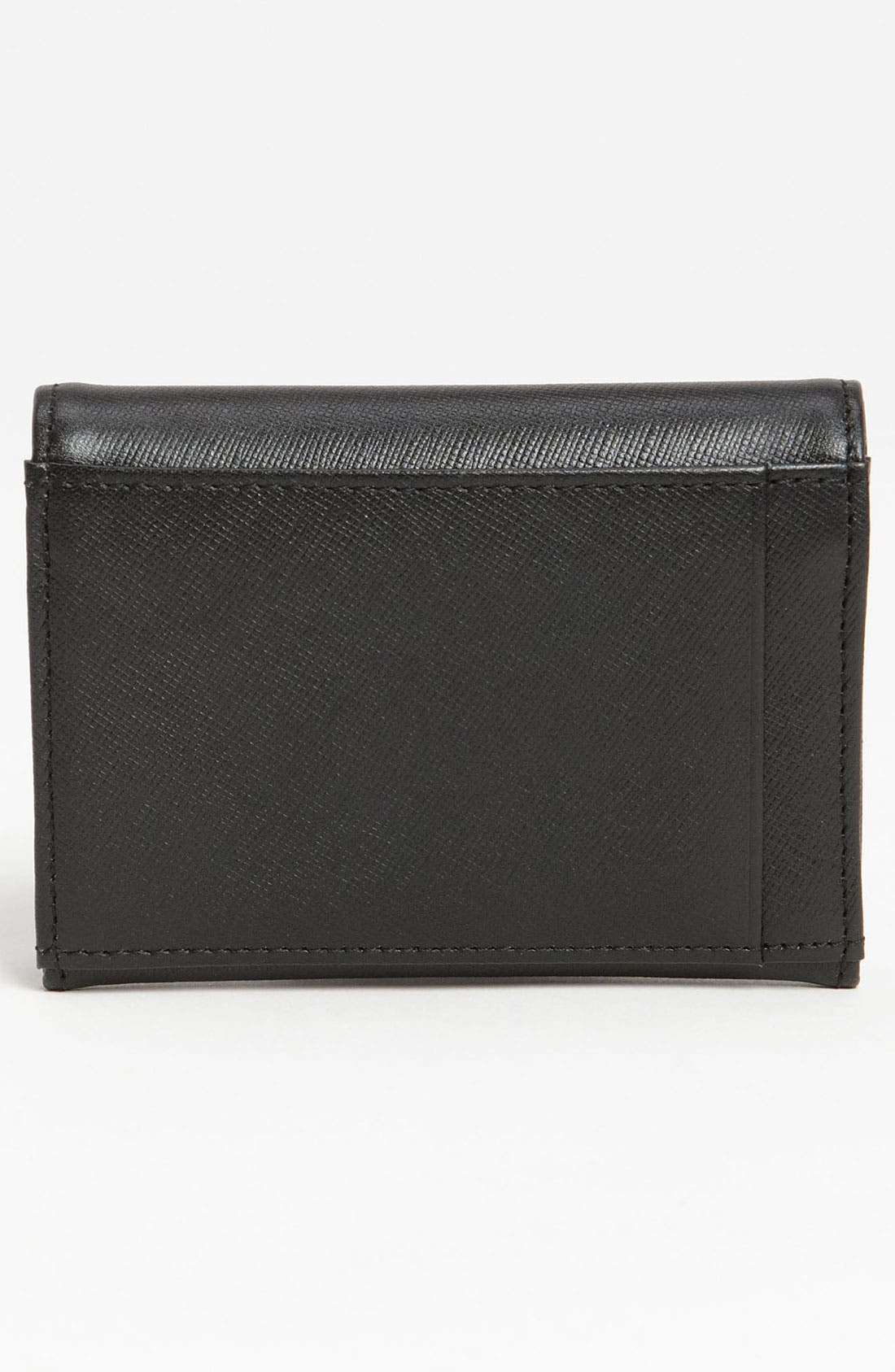 Alternate Image 4  - Halogen® 'Emily' Leather Key Clip Wallet