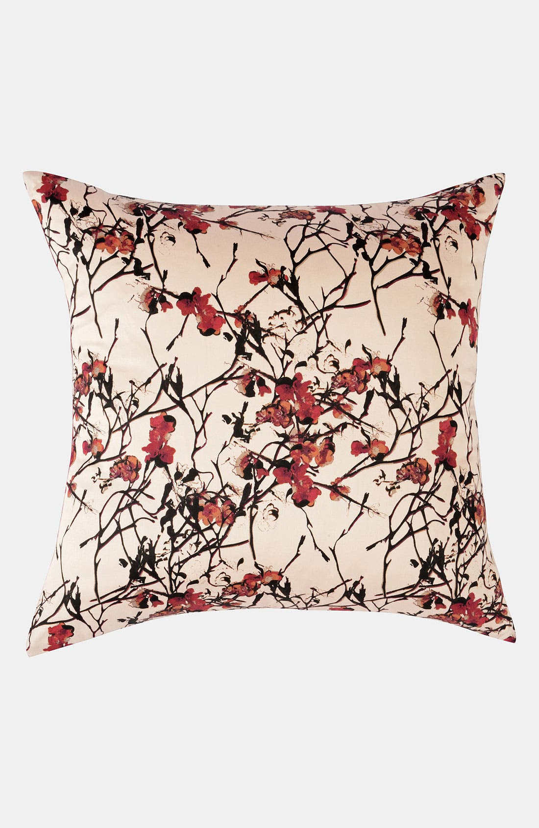 Main Image - kensie 'Blossom' 300 Thread Count Euro Sham (Online Only)