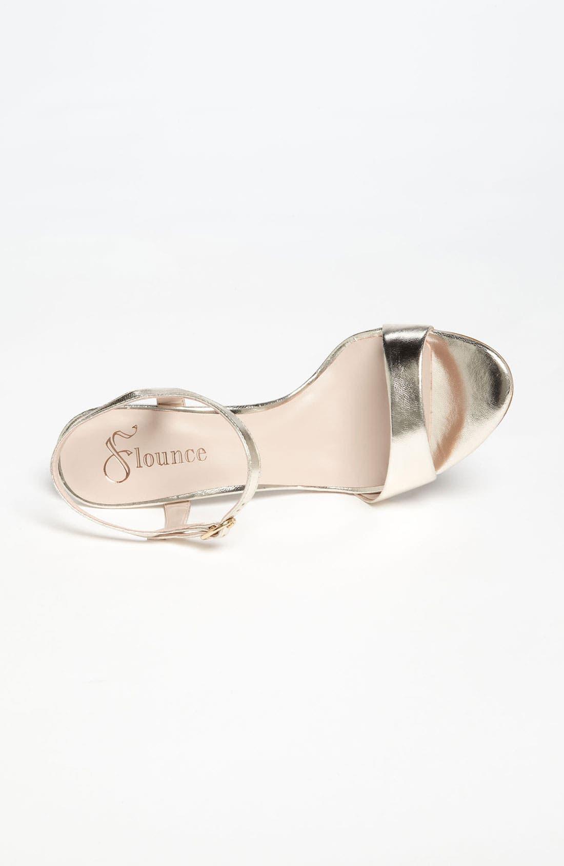 Alternate Image 3  - Flounce 'Grace' Sandal