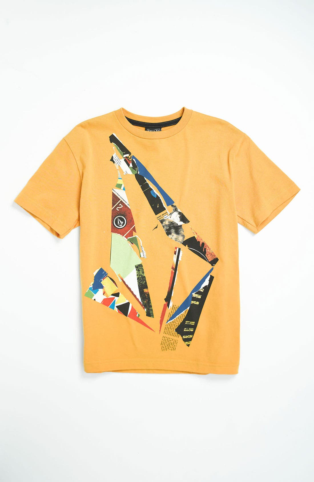 Main Image - Volcom 'Scrap Stone' T-Shirt (Little Boys)
